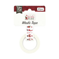Echo Park - Christmas - Here Comes Santa Claus Collection - Decorative Tape - Santa Claus