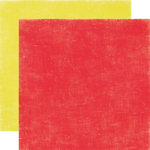 Echo Park - Happy Days Collection - 12 x 12 Double Sided Paper - Red
