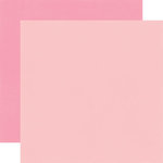 Echo Park - Hello Easter Collection - 12 x 12 Double Sided Paper - Light Pink