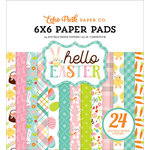 Echo Park - Hello Easter Collection - 6 x 6 Paper Pad