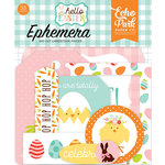 Echo Park - Hello Easter Collection - Ephemera