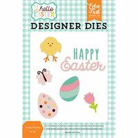 Echo Park - Hello Easter Collection - Designer Dies - Hippity Hoppity