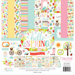 Echo Park - Hello Spring Collection - 12 x 12 Collection Kit