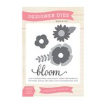 Echo Park - Homegrown Collection - Designer Dies - Flowers Bloom