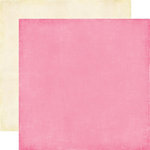 Echo Park - Happiness is Homemade Collection - 12 x 12 Double Sided Paper - Pink