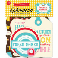 Echo Park - Happiness is Homemade Collection - Ephemera