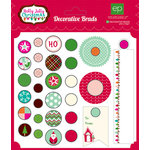 Echo Park - Holly Jolly Christmas Collection - Brad Assortment