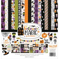 Echo Park - Halloween Magic Collection - 12 x 12 Collection Kit