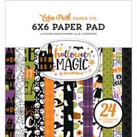 Echo Park - Halloween Magic Collection - 6 x 6 Paper Pad