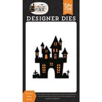 Echo Park - Halloween Magic Collection - Designer Dies - Haunted House