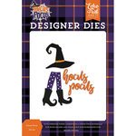 Echo Park - Hocus Pocus Collection - Halloween - Designer Dies - Hocus Pocus