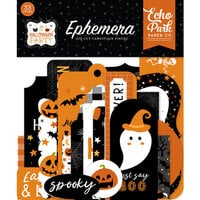 Echo Park - Halloween Party Collection - Ephemera