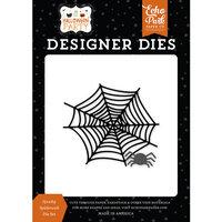 Echo Park - Halloween Party Collection - Designer Dies - Spooky Spiderweb