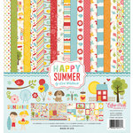 Echo Park - Happy Summer Collection - 12 x 12 Collection Kit