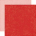 Echo Park - Happy Summer Collection - 12 x 12 Double Sided Paper - Red