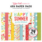 Echo Park - Happy Summer Collection - 6 x 6 Paper Pad