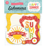 Echo Park - Happy Summer Collection - Ephemera