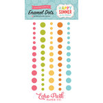 Echo Park - Happy Summer Collection - Enamel Dots