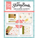 Echo Park - Happy Summer Collection - My StoryBook - 6 x 8 Album Jacket - Butterflies