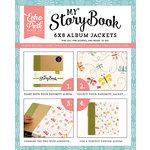 Echo Park - Happy Summer Collection - My StoryBook - 6 x 8 Album Jacket - Butterflies