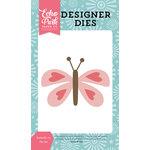 Echo Park - Happy Summer Collection - Designer Dies - Butterfly 3