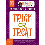 Echo Park - Halloween Town Collection - Designer Dies - Trick or Treat 2