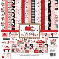 Echo Park - Hello Valentine Collection - 12 x 12 Collection Kit