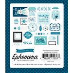 Echo Park - Hello Winter Collection - Ephemera