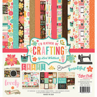 Echo Park - I'd Rather Be Crafting Collection - 12 x 12 Collection Kit