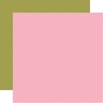Echo Park - I Heart Crafting Collection - 12 x 12 Double Sided Paper - Pink