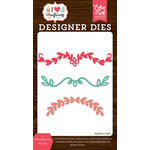 Echo Park - I Heart Crafting Collection - Designer Dies - Floral Border