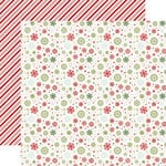 Echo Park - I Love Christmas Collection - 12 x 12 Double Sided Paper - Let it Snow