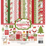 Echo Park - I Love Christmas Collection - 12 x 12 Collection Kit
