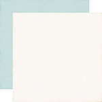 Echo Park - I Love Christmas Collection - 12 x 12 Double Sided Paper - Cream