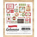 Echo Park - I Love Christmas Collection - Ephemera