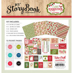 Echo Park - I Love Christmas Collection - My StoryBook - Pocket Page Kit