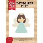 Echo Park - I Love Christmas Collection - Designer Dies - Holy Angel