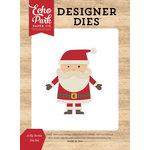 Echo Park - I Love Christmas Collection - Designer Dies - Jolly Santa