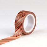Echo Park - I Love Family Collection - Decorative Tape - Family Stripe