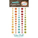 Echo Park - I Love Family Collection - Enamel Dots
