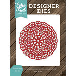 Echo Park - I Love Family Collection - Designer Dies - Delicate Doily