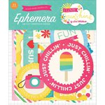 Echo Park - I Love Sunshine Collection - Ephemera