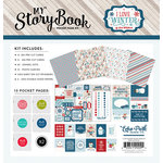 Echo Park - I Love Winter Collection - My StoryBook - Pocket Page Kit