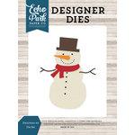 Echo Park - I Love Winter Collection - Designer Dies - Snowman 2