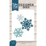 Echo Park - I Love Winter Collection - Designer Dies - Snowflake 7