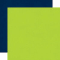 Echo Park - Imagine That Boy Collection - 12 x 12 Double Sided Paper - Green