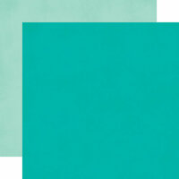 Echo Park - Imagine That Boy Collection - 12 x 12 Double Sided Paper - Teal