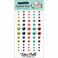 Echo Park - Imagine That Boy Collection - Enamel Dots