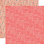 Echo Park - Just Be You Collection - 12 x 12 Double Sided Paper - You Can Do It