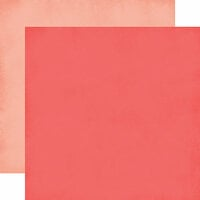 Echo Park - Just Be You Collection - 12 x 12 Double Sided Paper - Pink